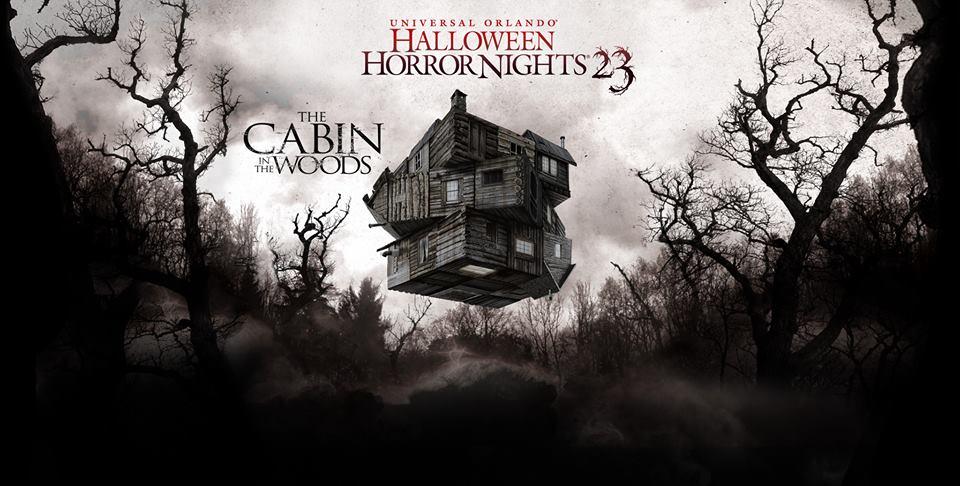 HHN 13 Cabin in the Woods