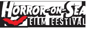Horror on sea Logo