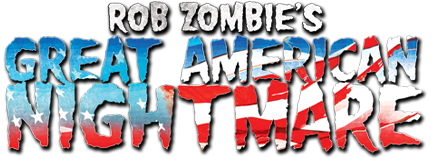 Rob Zombie's Great American Nightmare logo