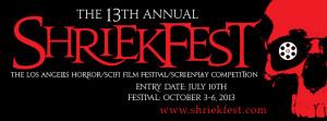 Shriekfest-2013