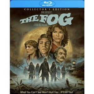 The Fog bluray