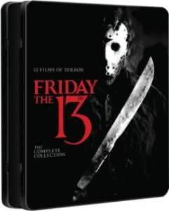 friday the 13th blu ray collection