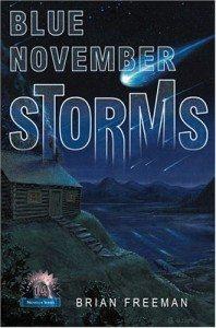 blue november storms