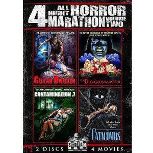 4 all night horror marathon vol 2