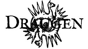 Draugen text logo