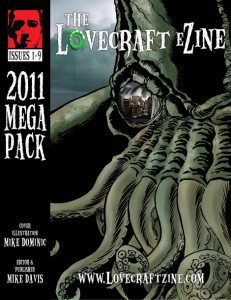 lovecraft ezine megapack issues 1 - 9