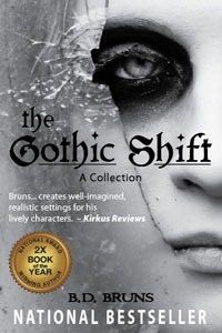 The Gothic Shift (American Gothic) – Book Review