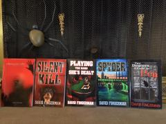 David Fingerman Books