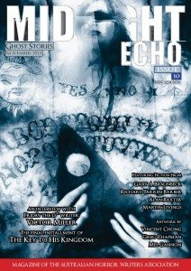 Midnight Echo, the Magazine of the Australian Horror Writers Association – Magazine Review