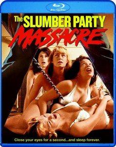 Slumber Party Massacre blu ray