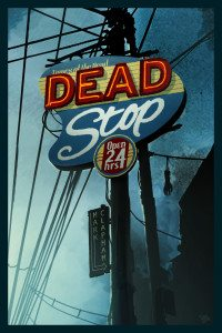 dead stop cover art with border