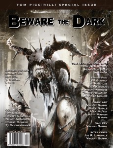 Beware the Dark Tom Picarilli