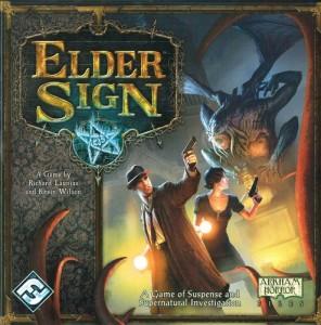 elder sign cover