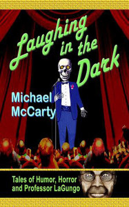 laughing in the dark cover