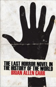 last horror novel