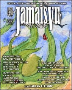 Jamais Vu Issue 3 – Magazine Review
