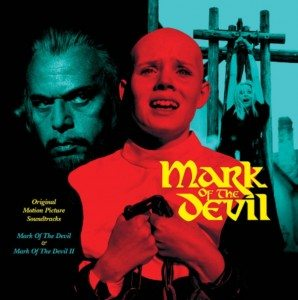 'Mark of the Devil' Vinyl Soundtrack Release Details