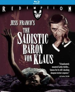 The Sadistic Baron Von Klaus – Blu-ray Review