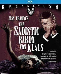 The Sadistic Baron Von Klaus – Blu-ray Review