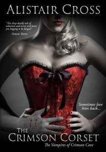 The Crimson Corset – Book Review