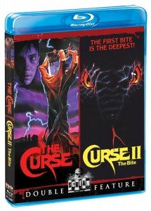 More Double Feature Fun From Shout Factory with 'The Curse' and 'The Curse II'