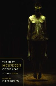 Table of Contents Announced for 'The Best Horror of the Year: Volume 8'