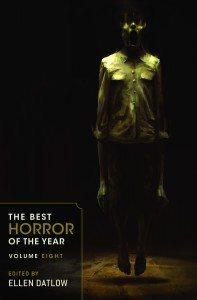 Best Horror Vol 8 no authors