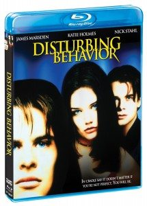 Teenage Angst Gets a Blu-ray Release with 'Disturbing Behavior'