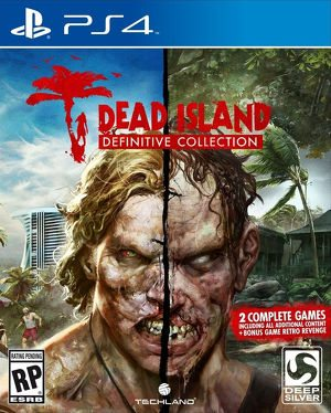 Pre-order 'Dead Island Definitive Collection' Now for PS4!