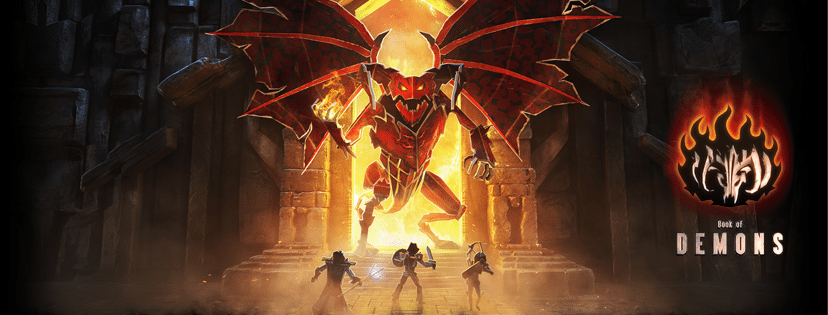 Book of Demons will launch on Steam Early Access on 28th of July