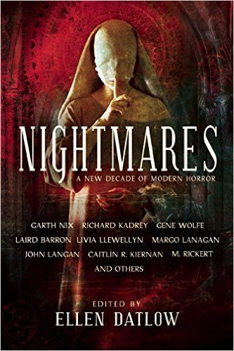 Nightmares: A New Decade of Modern Horror – Book Review