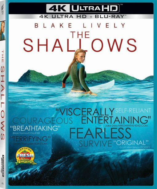 You Can Own 'The Shallows' This September!
