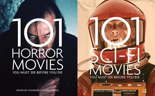 101 Horror Movies You Must See Before You Die & 101 Sci-Fi Movies You Must See Before You Die – Book Review