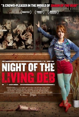 Night of the Living Deb – Movie Review