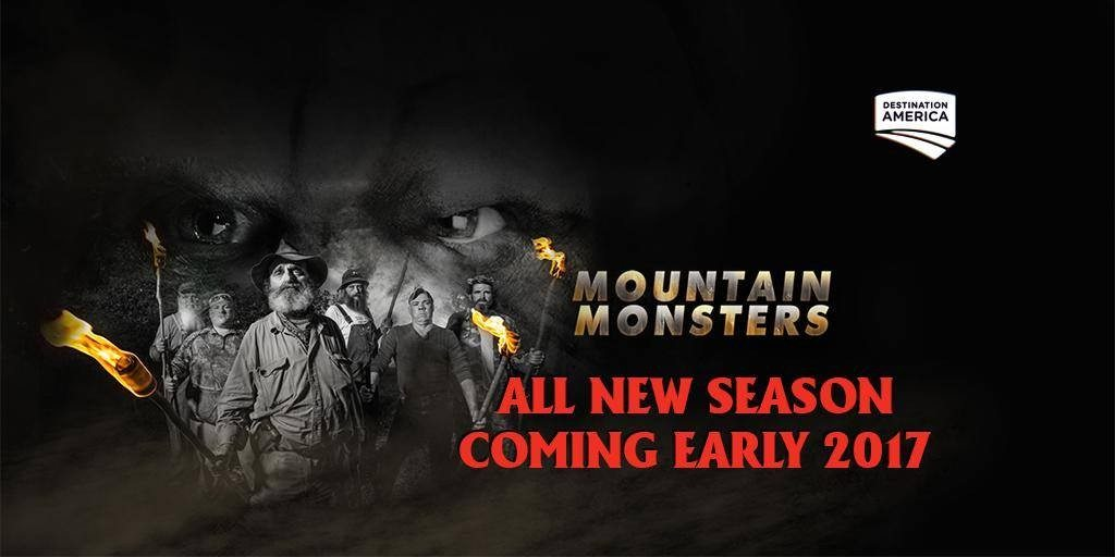 Destination America's 'Mountain Monsters' Is Getting A Fifth Season