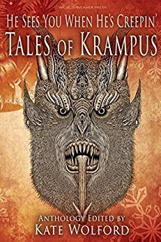 He Sees You When He's Creepin': Tales of Krampus – Book Review