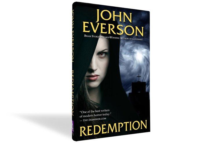 Dark Arts Books to Release 'Redemption,' the Sequel to the Bram Stoker Award-Winning 'Covenant;' Kickstarter Running Through the End of December