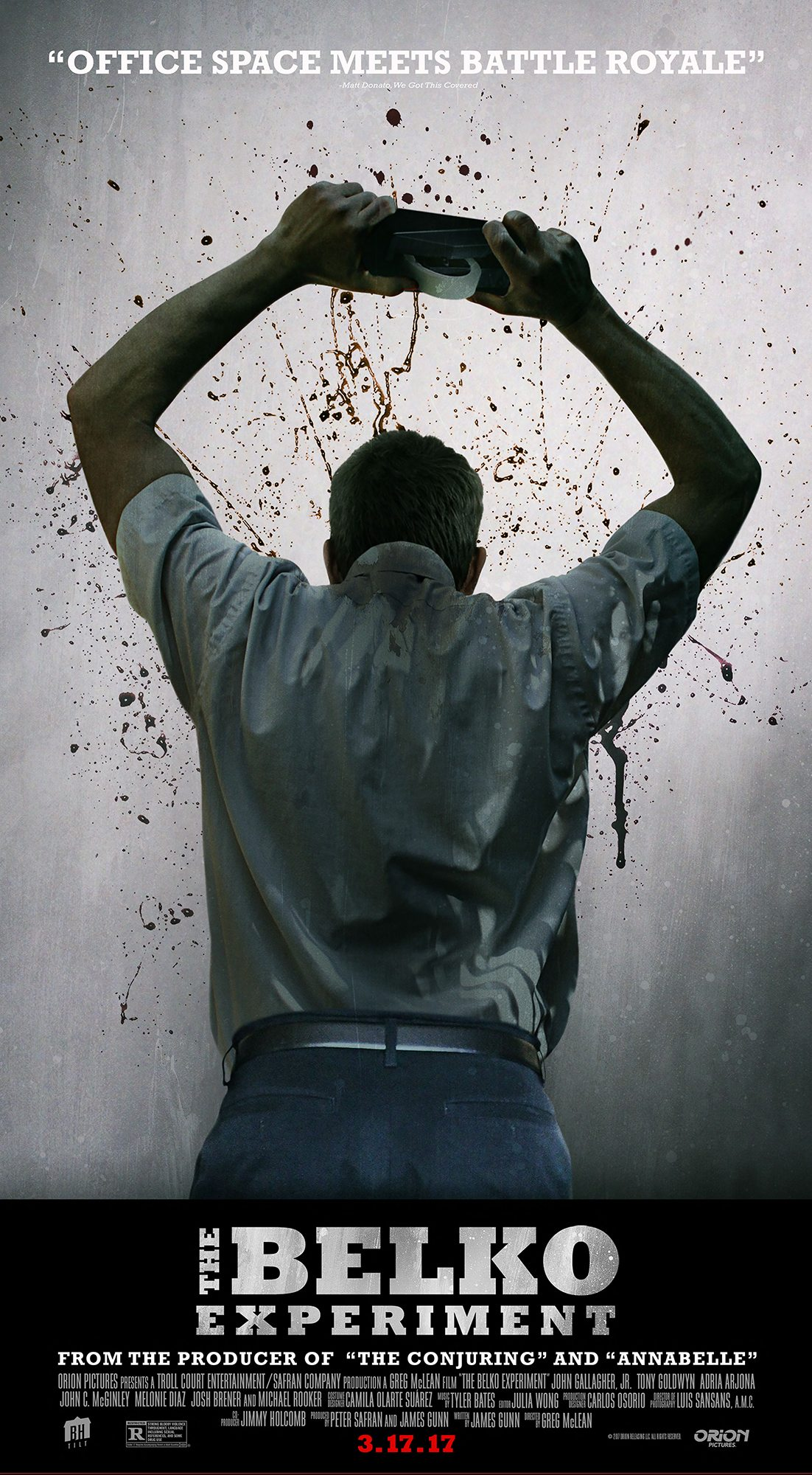 The Belko Experiment – Movie Review