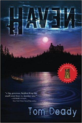 Haven – Book Review