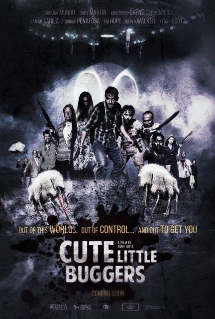 Cute Little Buggers – Movie Review