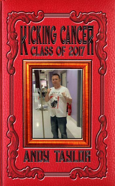 'Kicking Cancer' Charity Anthology Debuts November 10th