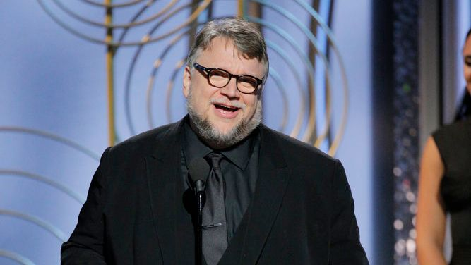 Thanks to the Monsters, Guillermo del Toro Takes Home the Best Director Award at The Golden Globes!