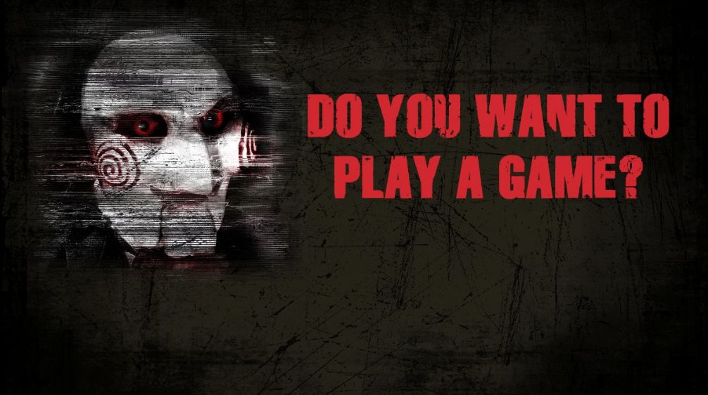 Saw I Want To Play A Game Quotes: Do You Want To Play A Game? 'Saw' Is Getting Ready To
