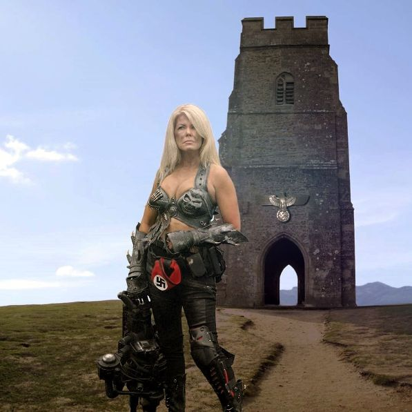 Interview with Award-Winning Actress and Star of 'The Time War,' Tracey Birdsall