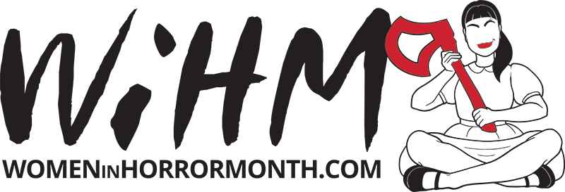 Invitation to Women In Horror Month's 'Blood Bride'