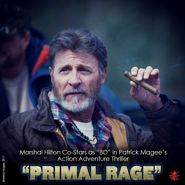 An Interview with Marshal Hilton of 'Primal Rage'
