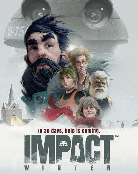 Fight For Your Survival in 'Impact Winter!'