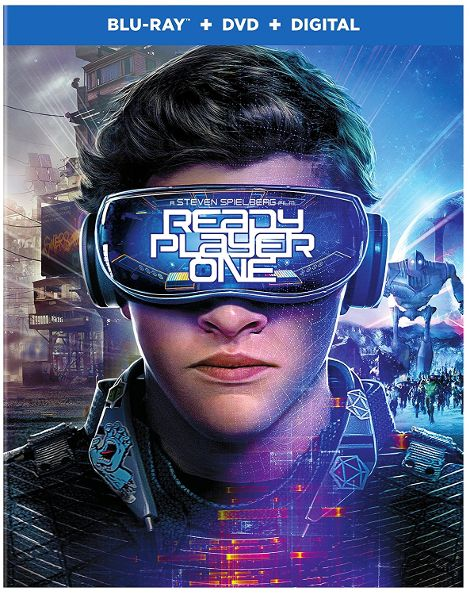 Ready Player One – Blu-ray Review
