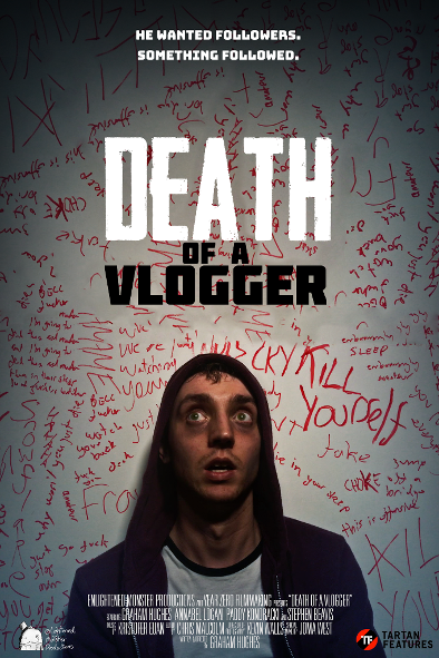 Check Out the New Trailer for 'Death of a Vlogger'