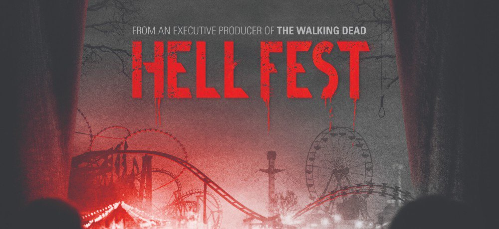 Six Flags' Fright Fest 2018 to Feature Immersive Mazes Based on New Horror Movie 'Hell Fest'